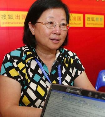 北京艾迪国际教育发展有限公司<a href='/usa/' target=_blank>美国</a>部业务总监 方谦女士