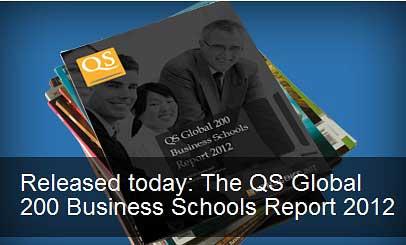2012全球商学院MBA200强排名出炉